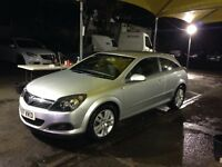 BARGAIN 2007 VAUXHALL ASTRA 1.7 DIESEL, HPI CLEAR, SERVICE HISTORY