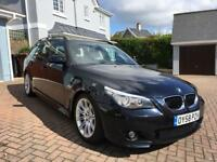 BMW 5 Series 2.0 520d M Sport Touring