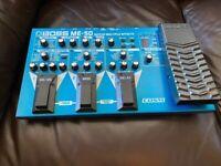 Boss ME-50 multi-effects guitar pedal