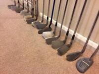 Golf sticks