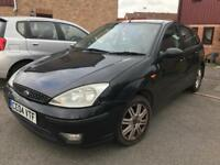 Ford Focus 1.6 long M.O.T