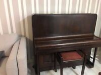 Hammond & Co London Upright Piano with UK delivery available