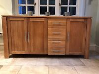 Side cabinet - Oak Furniture Land - Very good condition
