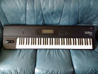 Korg 01/W Pro Music Workstation/Synthesiser