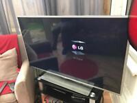 """LG 47"""" smart LED full HD TV"""