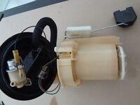 Astra mk 4 Fuel pump complete with pressure regulator and sender