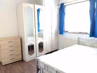 £120pw Double room &£95pw Single box room available near Palmers Green Area