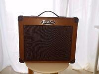 Kustom Sienna 16 Acoustic Guitar Amp