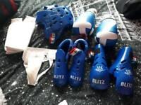 Sparring gear blitz