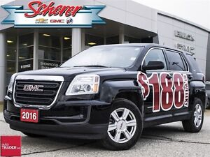 2016 GMC Terrain SLE ALL WHEEL DRIVE