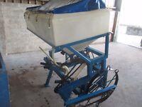 Horstine Farmery front fertiliser box