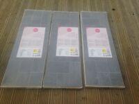 Libretto Black Slate Effect Laminate Flooring 3 packs