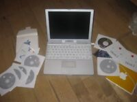 Apple iBook (2004) fully working (no charger/power cable)