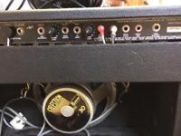 Fender concert Rivera era (early 80's) valve tube amp