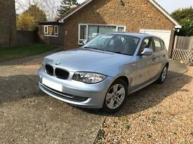 BMW 1 Series 118d 2L Diesel Manual 5dr