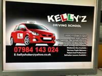 Driving lessons £149.00 for first 10 hours
