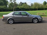 2006 SAAB 9-5 2.3 T Vector Sport with low mileage