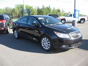 2013 Buick LaCrosse Luxury Group ( $153.28 Biweekly)