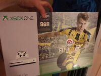 Xbox One S with two controllers and games!