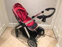 Oyster Max Tandem Travel System