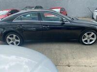 2007 Mercedes-Benz, CLS, Coupe, Semi-Auto, 2987 (cc), 4 doors