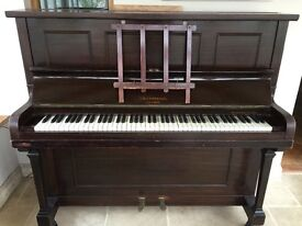 F. W.Emmerson Upright Piano