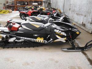 2012 Ski-Doo SUMMIT 154 800 X ELECTRIC START