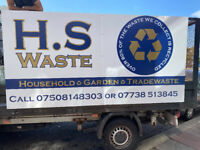 Waste collection service.. we collect garden waste, rubbish collection service..skip