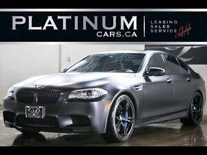 2013 BMW M5 NAVI, TECH PKG, EXEC