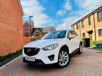Mazda, CX-5, Estate, 2014, Manual, 2191 (cc), 5 doors