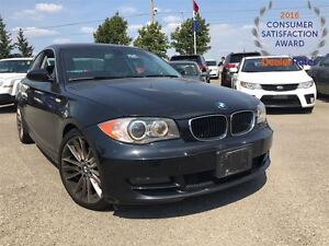 2009 BMW 1 Series 128i**LEATHER**POWER SUNROOF**