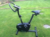 York Fitness Quest Exercise Bike VGC