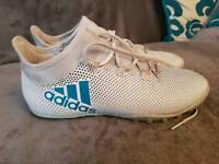 Adidas 17.3 Techfit Astro boots size 7