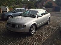 Great condition A4. Leather seats climate control and DAB radio