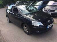 2006 VOLKSWAGEN POLO S 3 DOOR HATCHBACK