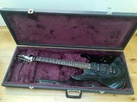 Ibanez RG470 Black Electric Guitar and Hard Case