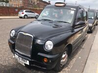 Taxi Tx1 51 reg automatic immaculate condition