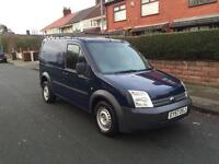 Ford Transit Connect 2007(57) T200 Great Runner/Very clean Long MOT