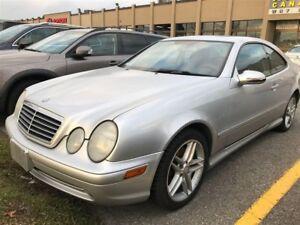 2001 Mercedes-Benz CLK-Class AMG PKG|MOONROOF|LEATHER