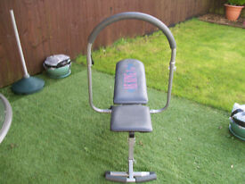 FOR SALE A.B.KING.R.ABS TRAINER......£34
