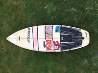 Surfboard Adams 5'8""