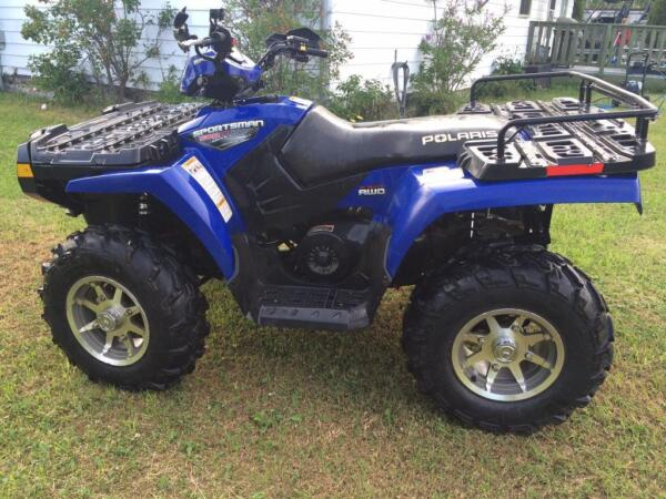 Used 2007 Polaris Sportsman EFI Deluxe