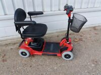gogo Mobility scooter portable ** i can deliver **
