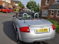 Audi TT roadster 1.8 turbo 2005 spares or repairs