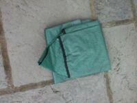 garden grass cuttings waste bag for transport approx 30 inches high x 26 diameter