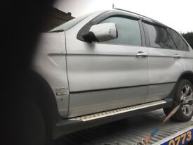 05 BMW X5 3,0 DIESEL THIS CARS FOR PARTS FOR ANY PARTS CALL ON