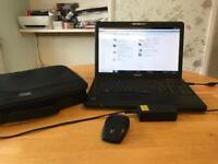 Black Friday reduced Toshiba Laptop