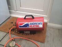 Propane Gas Andrews Heating £20