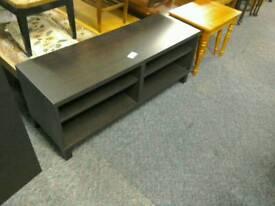 Long dark colour TV unit #31027 £35
