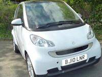 Smart Fortwo passion 2010 diesel automatic